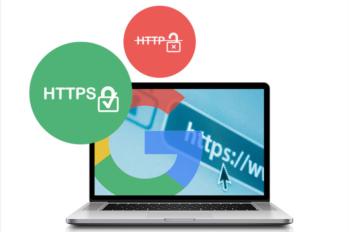 """Da luglio tutti i siti HTTP saranno segnalati come """"Sito non sicuro"""""""